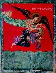 The Gospel from Mokvi, 1300